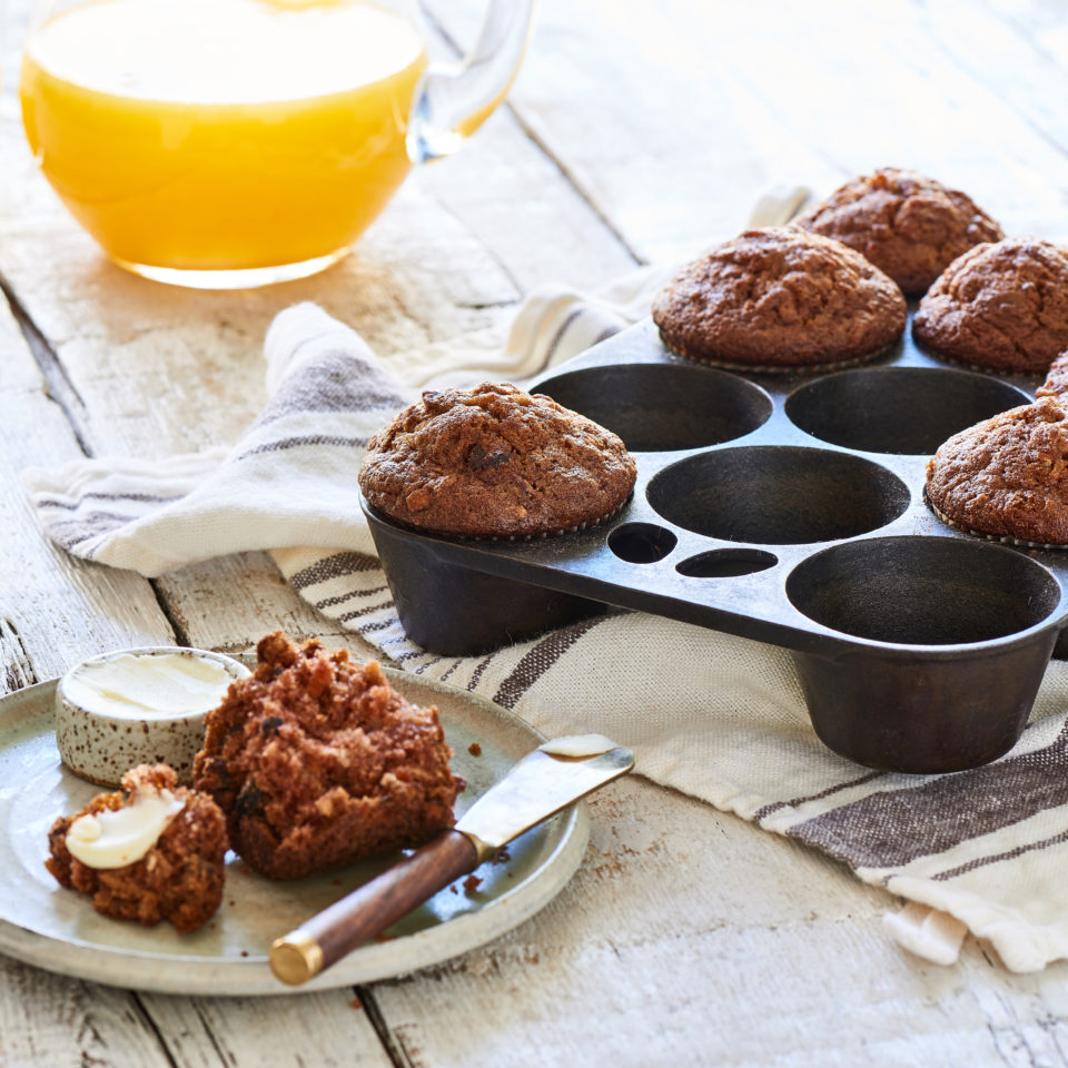 The Original Morning Glory Muffins Earthbound Farm