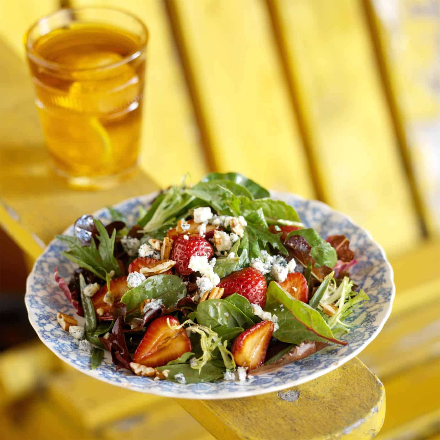 Strawberry Tarragon Salad FtLB